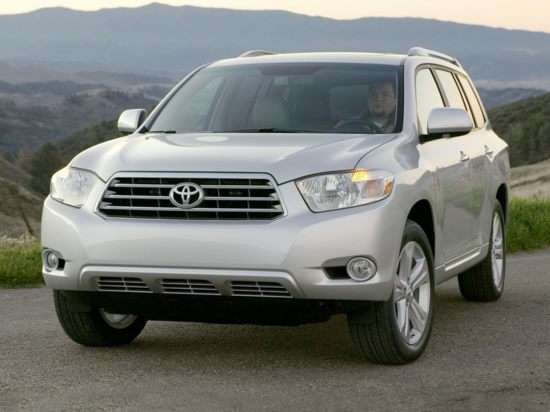 Best Used Toyota Crossover - Highlander