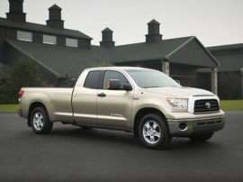 2009 Toyota Tundra Limited 5.7L V8 4dr 4x4 Double Cab