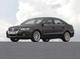 2009 Volkswagen Passat Komfort 4dr Front-wheel Drive Sedan