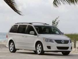 Road Test: 2009 Volkswagen Routan SE