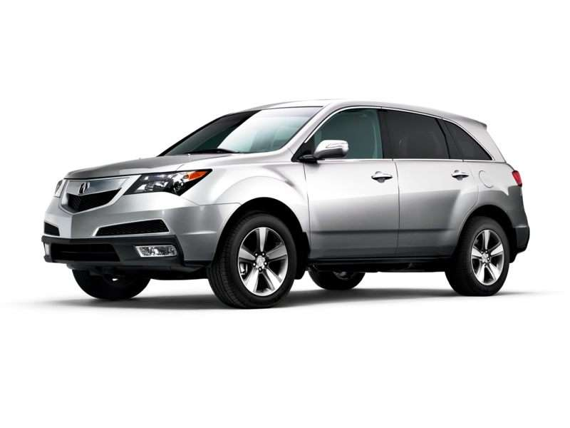 Research the 2010 Acura MDX