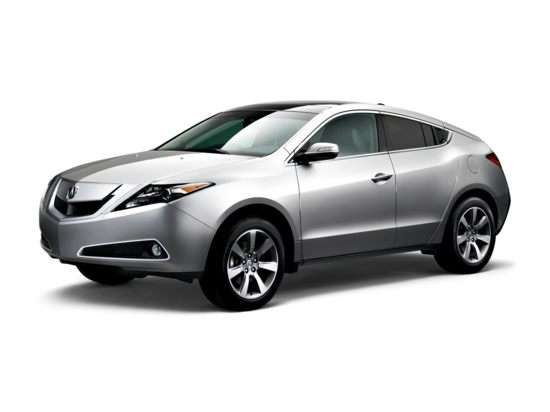 Acura Announces Airbag Recall on 2010 Acura ZDX
