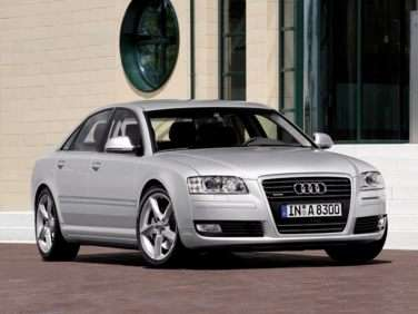 2010 Audi A8 