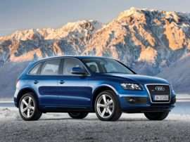 2010 Audi Q5 3.2 Premium 4dr All-wheel Drive quattro Sport Utility