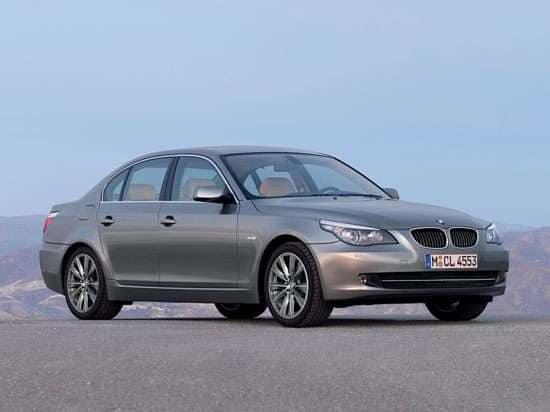 2010 BMW 535 AWD Sedan