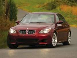 2010 BMW M5 Base 4dr Rear-wheel Drive Sedan