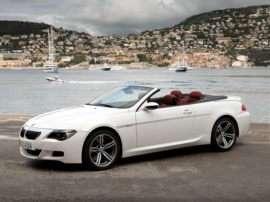 2010 BMW M6 Base 2dr Rear-wheel Drive Convertible