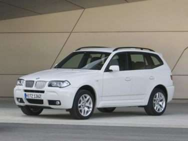 2010 BMW X3 