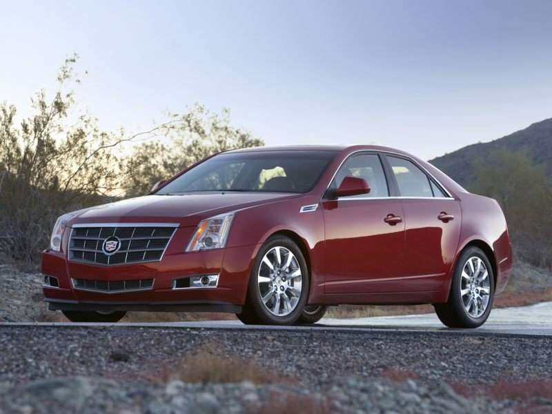 Research the 2010 Cadillac CTS
