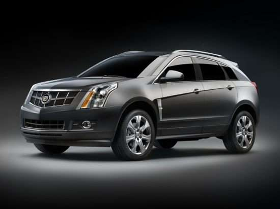 Road Test: 2010 Cadillac SRX