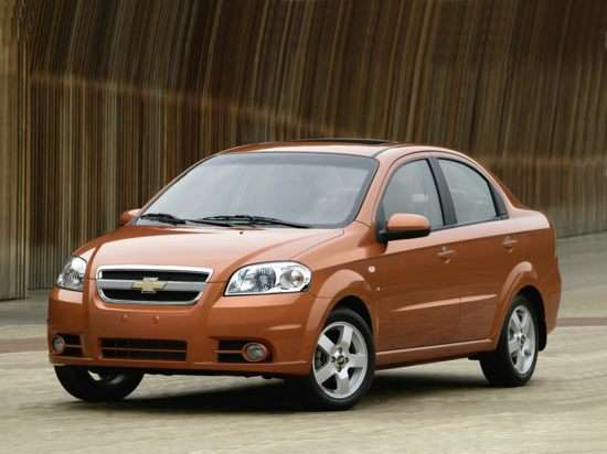 Chevrolet Aveo RS And Chevrolet Spark Spruce Up GM Compact Options