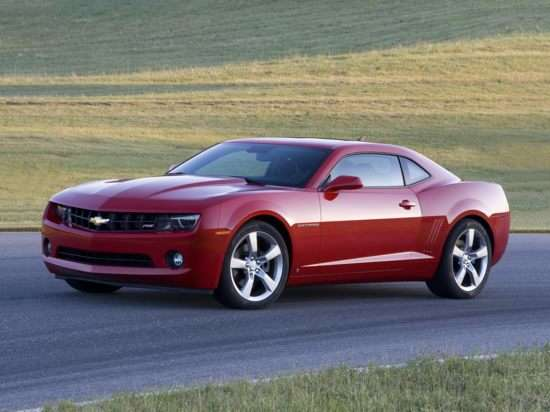 2010 Chevrolet Camaro Adds Transformers Special Edition