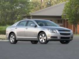 2010 Chevrolet Malibu Hybrid Base 4dr Sedan