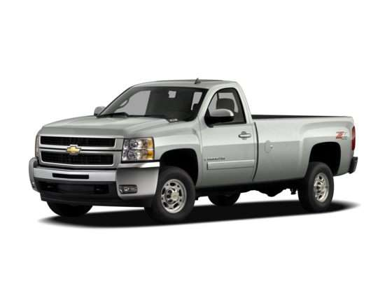 2011 Chevrolet Silverado HD Debuts in Chicago
