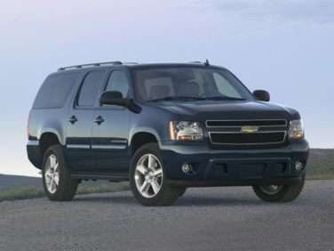 Edmunds.com 2010 Chevrolet Suburban Overview