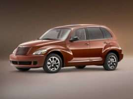 2010 Chrysler PT Cruiser Classic 4dr Front-wheel Drive