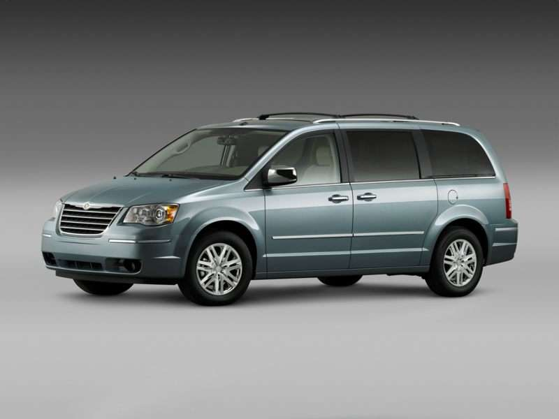 2010 Chrysler Town And Country Pictures Including Interior And Exterior Images