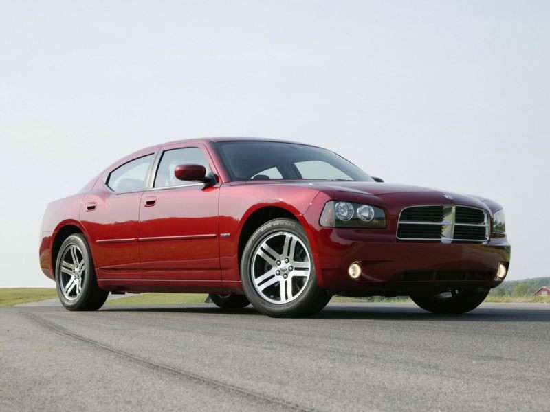 Research the 2010 Dodge Charger