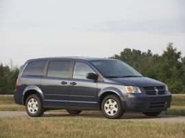 2010 Dodge Grand Caravan C/V Cargo Van