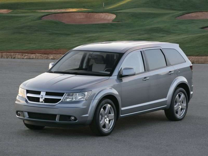 November 2010 Dodge Journey Deals
