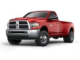 Peak Performer: Dodge Ram HD is Rocky Mountain Truck of the Year