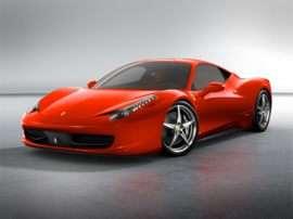 2010 Ferrari 458 Italia Base 2dr Coupe