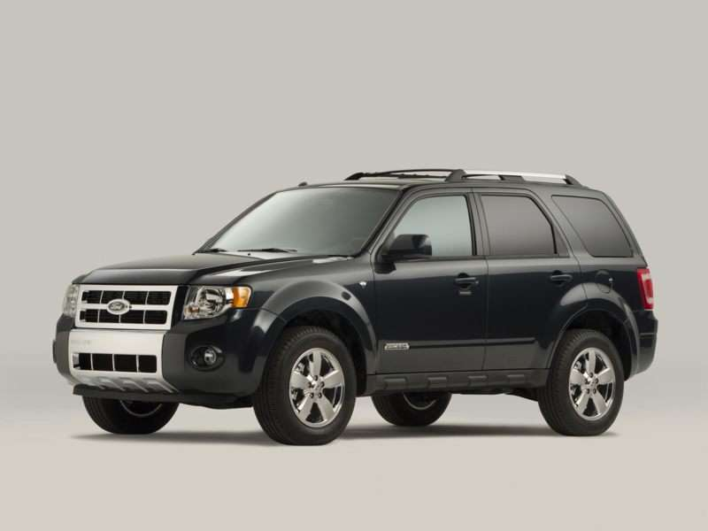 Research the 2010 Ford Escape