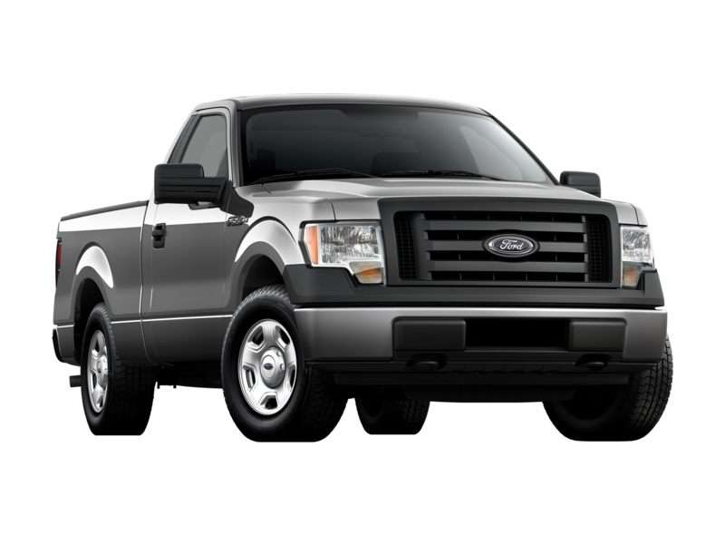 Research the 2010 Ford F-150