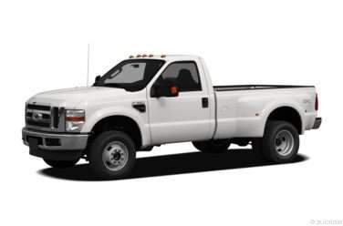 2010 Ford F-350 XLT 4x4 Regular Cab Dual Rear Wheel