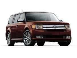 2010 Ford Flex Incorporates Renewable Wheat Straw Components