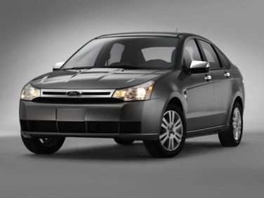 2010 Ford Focus 