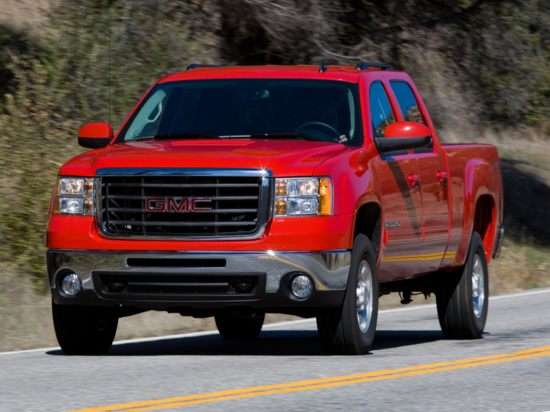 GMC Unveils 2011 GMC Sierra Denali HD, New Duramax Specs