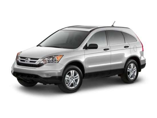 New 2010 Honda CR-V vs. 2010 Toyota RAV4