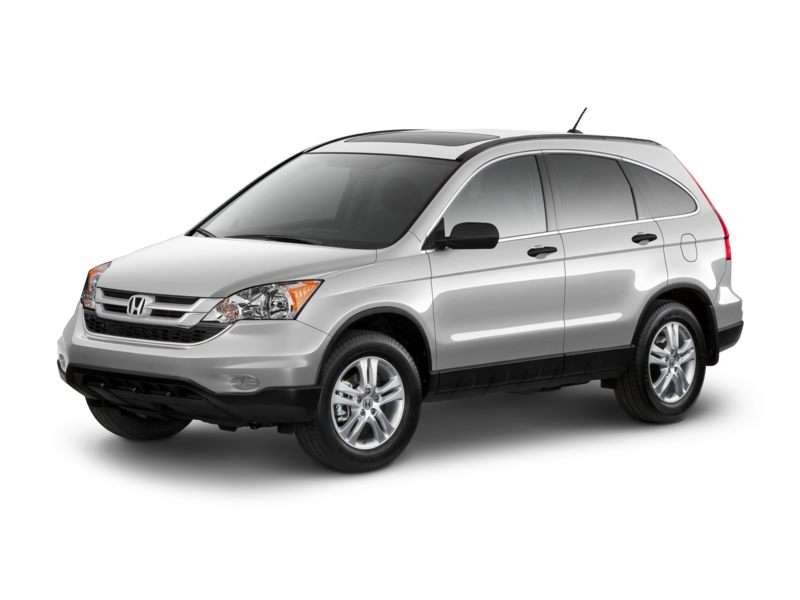 Research the 2010 Honda CR-V