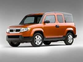 2010 Honda Element with Dog Friendly Package Road Test and Review