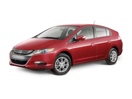 Road Test: 2010 Honda Insight