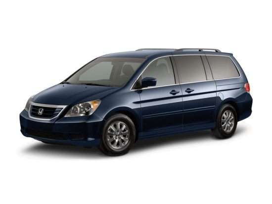New 2011 Honda Odyssey: New Features, Improved Gas Mileage