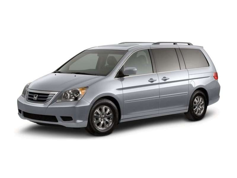 Research the 2010 Honda Odyssey