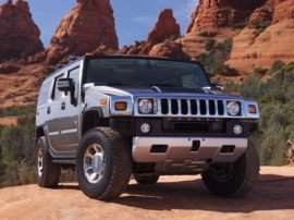 2010 Hummer H2 SUV Base 4dr All-wheel Drive