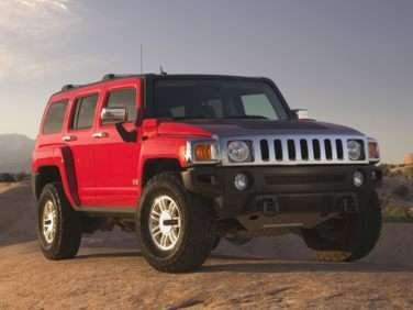 2010 Hummer H3 SUV Luxury Edition