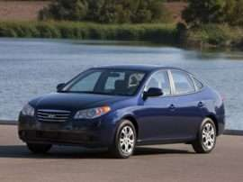 2010 Hyundai Elantra Blue Road Test and Review