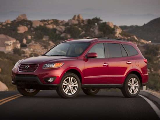 New 2010 Hyundai Santa Fe Gives More Bang for Your Buck