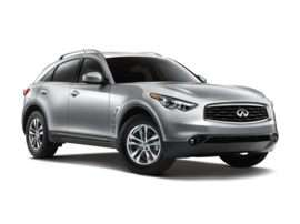 2010 Infiniti EX35 Road Test and Review