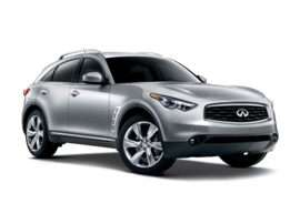 2010 Infiniti FX50 Base 4dr All-wheel Drive