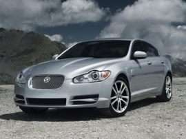 2010 Jaguar XF Base 4dr Sedan