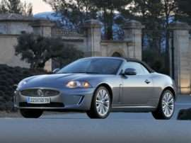 2010 Jaguar XK Base 2dr Convertible
