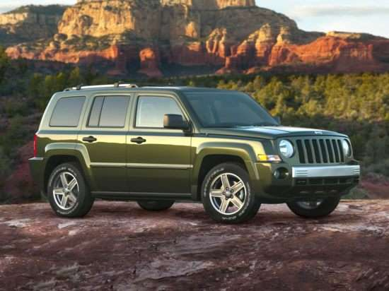 Jeep Patriot is Millionth Compact CUV from Chrysler Plant