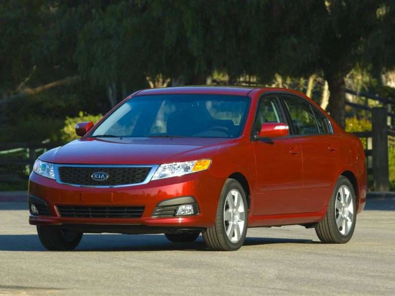 Research the 2010 Kia Optima