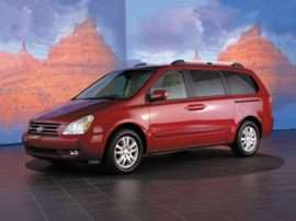 New 2010 Kia Sedona Offers a Great Overall Minivan Value
