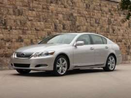 The 2010 Lexus GS 450h: Fuel-Efficient Luxury Sedan